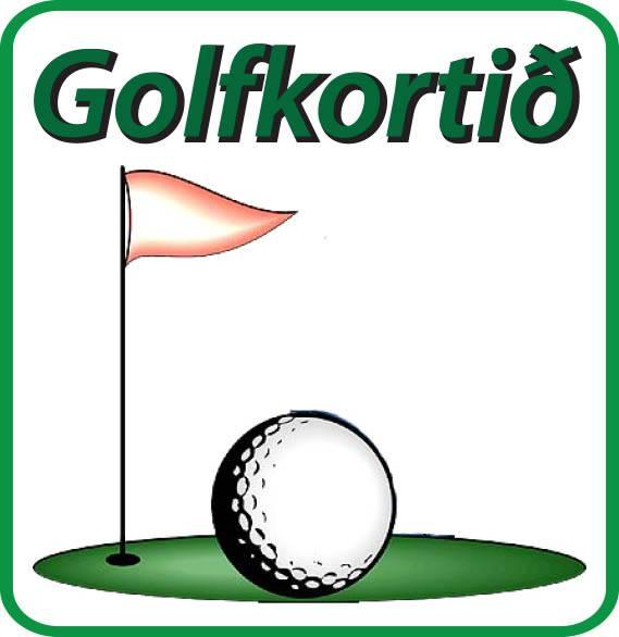 Golfkortið