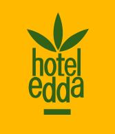Hótel Edda - með handlaug